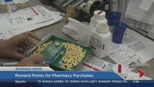 BIV: Rewards points for pharmacy purchases