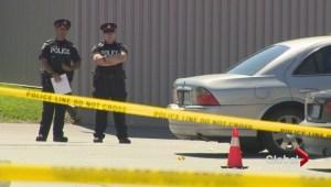 Police seek witnesses after 2 dead, 2 injured in Vaughan café shooting