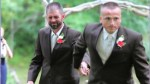 Emotional photo of bride's dad bringing her stepfather to walk her down aisle goes viral