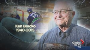 Calgary hockey community mourns death of Ken Bracko