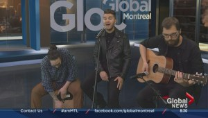 Montreal's Music Monday