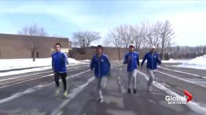 White House runners