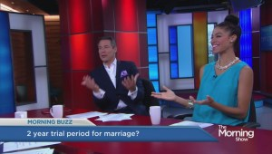 A two-year 'trial period' before marriage?