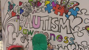 New autism campaign sees Calgary students wear shirts inside out