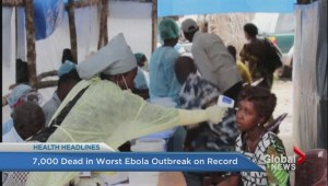 Ebola Update