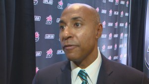 One-on-one with new CFL commissioner Jeffrey Orridge