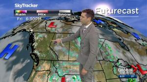 Edmonton Weather Forecast: May 26