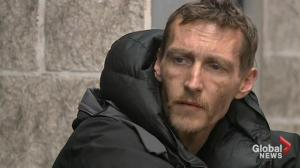 Manchester's 'homeless hero' speaks out