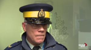 RCMP announce charges against Christopher Phillips in hazardous chemical investigation