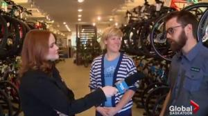 Saskatoon Cycles hosts Bike to Work Week