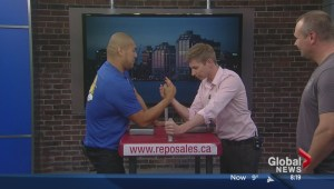 Haligonians head out for National Arm Wrestling competition