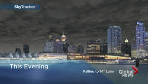 BC Evening Weather Forecast: Oct 6