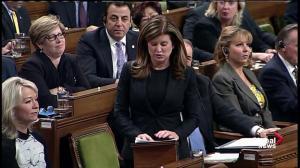 Rona Ambrose again urges PM Trudeau to bring more Yazidi girls into Canada