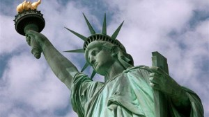 Was the Statue of Liberty originally designed to be a Muslim woman?