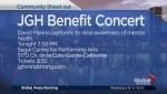 Community Events: Jewish General Hospital Benefit Concert