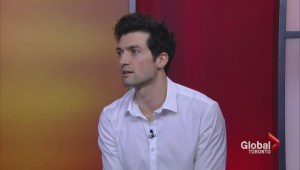 David Alpay talks 'The Lottery'