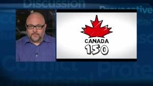 Should students design Canada's 150th anniversary logo?