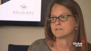 RAW: Quebec construction company speaks about gender stereotypes