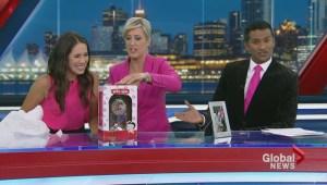 Yvonne says goodbye to News Hour Final
