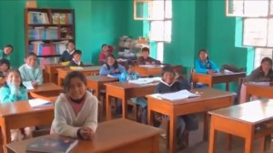 How you can help build a library for kids in Peru