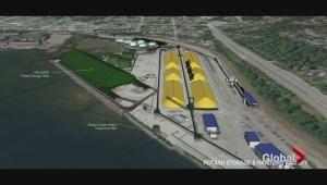Port Moody potash clash