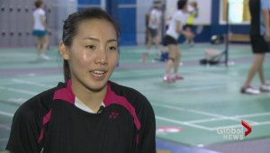 Canadian Badminton players going for Gold at the Pan Am Games