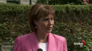 Political donations topping up Premier Clark's income