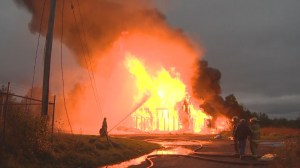 Nova Scotia volunteer firefighters graduate from training