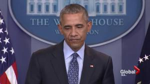 Obama holds final White House news conference