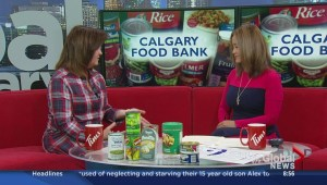 Biggest one day fundraiser for the Calgary Food Bank.