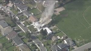 Maple Ridge fire victims can't access belongings