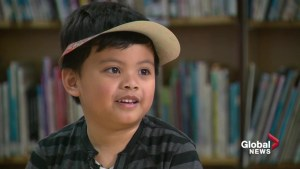 'It is not something you have to pay for': Edmonton elementary school students explain what love is