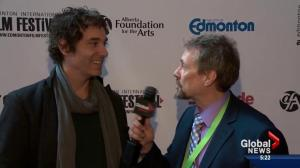 EIFF: Todd James catches up with 'Borealis' star Jonas Cherniak