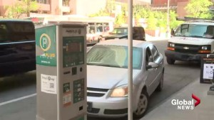 Fines set to climb for Calgary parking infractions