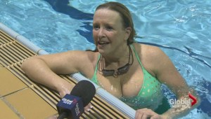 Flopping with excitement: Montreal Mermaid school's first class