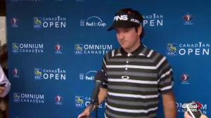 Bubba Watson talks about the final round at the 2015 Canadian Open