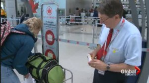 Air Canada enforcing carry on rules