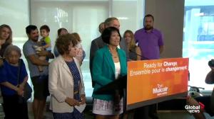 Olivia Chow will represent NDP in riding of Spadina-Fort York