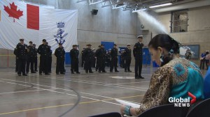 CAF Aboriginal Entry Program participants graduate in Halifax
