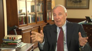 Former Prime Minister Paul Martin discusses faith in Canadian politics
