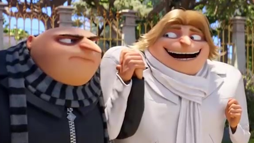 The new trailer for Despicable Me 3