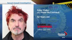 Man charged with sexual assault