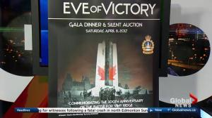 Battle of Vimy Ridge 100th anniversary to be honoured by CFB Edmonton
