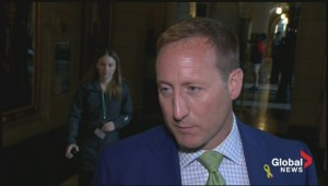 MacKay disagrees with RCMP commissioner on marijuana