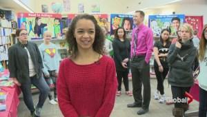 Sunningdale School student newscast
