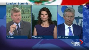 Value of North American trade must be promoted in post-Brext world: Gary Doer