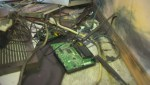 Lightning strikes Manitoba home, destroys electronics