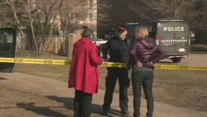 Police continue to investigate suspicious death of a toddler in north Edmonton