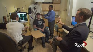 Efforts at the Alberta Children's Hospital to treat damage to the brain are showing great results