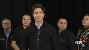 'Everyone should have a real, fair chance to succeed': PM Trudeau on remote communities in Canada